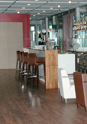 schwarz – das restaurant, heidelberg 2003 | christiane von der linde, Innenarchitektur ideen