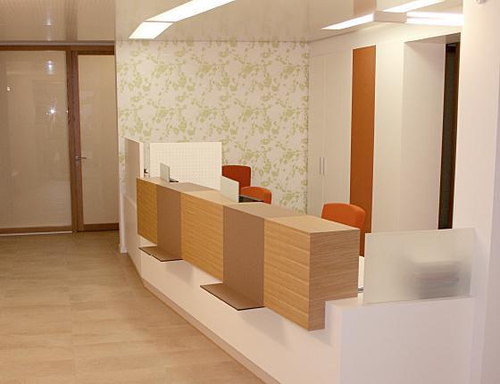 gesundheitszentrum hambrÜcken 2009 | christiane von der linde, Innenarchitektur ideen
